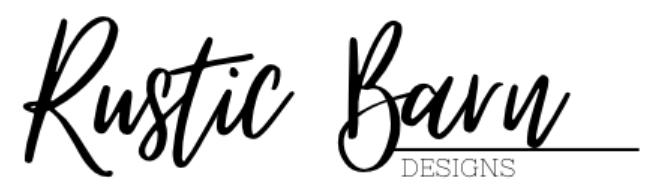 Rustic Barn Designs